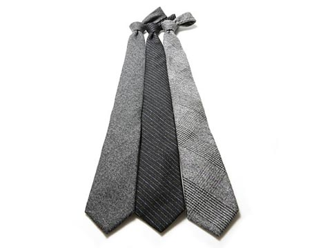 Highly versatile ties by Giorgio Armani